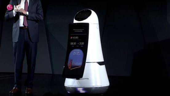 LG发布智能家庭助手 亚马逊Echo的有力挑战者