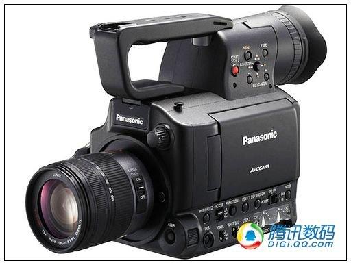 传松下4月11日发布全新M43数码摄像机