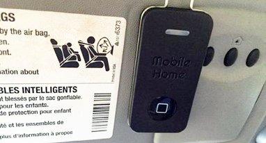 Mobile Home���ذ�ť���ã�����Siri���