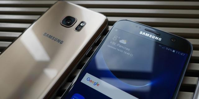 传三星Galaxy S8将配4K屏 支持虚拟现实技术