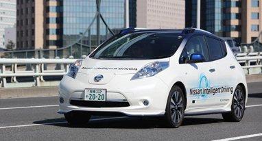 雷诺日产拟四年内推出10款自动驾驶汽车
