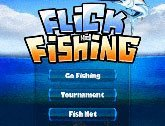 [休闲类] Flick Fishing HD