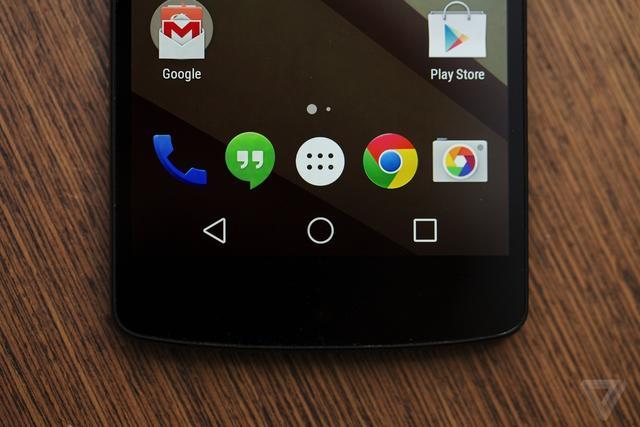 Android L预览版上手体验 三大改变已经发生