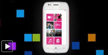 诺基亚Lumia 710官方视频赏析