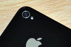 iPhone 4摄像头