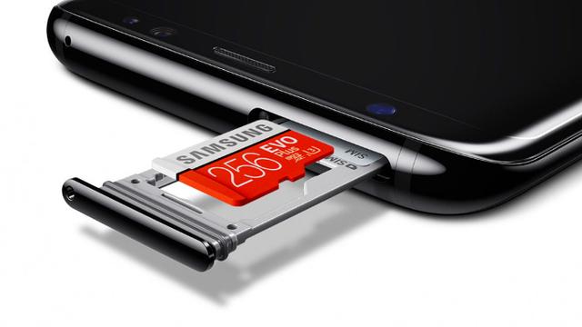 64GB机身空间将成为17年智能手机的入门标配