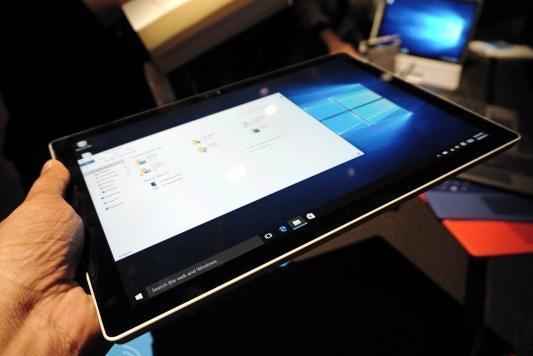 Surface Pro 4上手 改进不略显触控笔是亮点