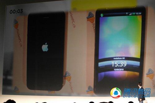 HTC Sense全新体验 开机仅需短短10秒