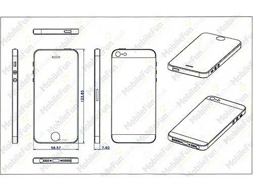 传闻iPhone 5会更薄 厚度仅为7.6毫米