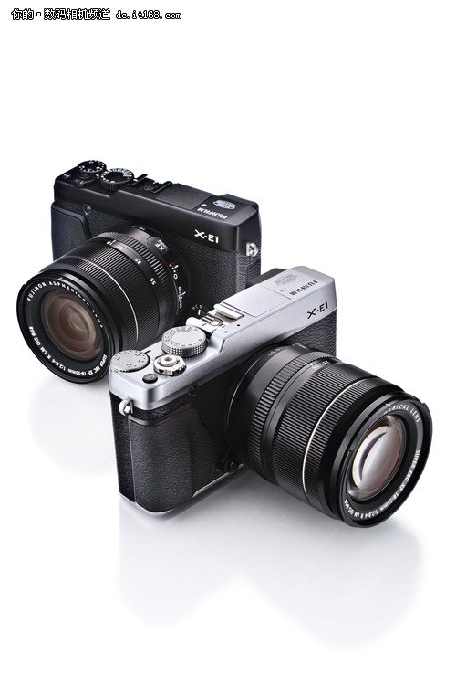 No anti-triad Fuji, the newly released interchangeable lens camera X-E1