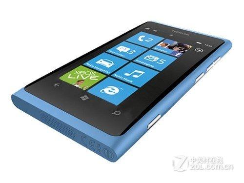 诺基亚确认Lumia 800英国地区16日上市