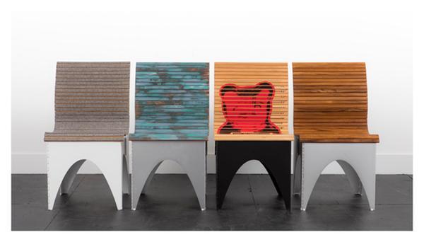 折叠椅还能这么有品位!秒杀各种宜家塑料椅
