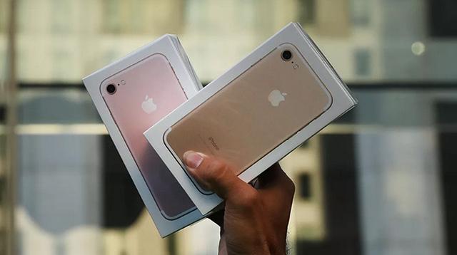 继续挖坑 苹果承认高通版iPhone 7下载速度设限