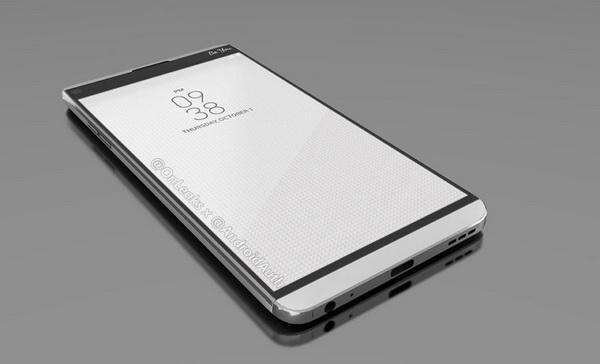 首款安卓7.0手机渲染图泄露 或为模块化设计