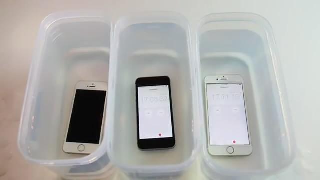 iPhone SE水中浸泡一小时 你猜结果怎么样?
