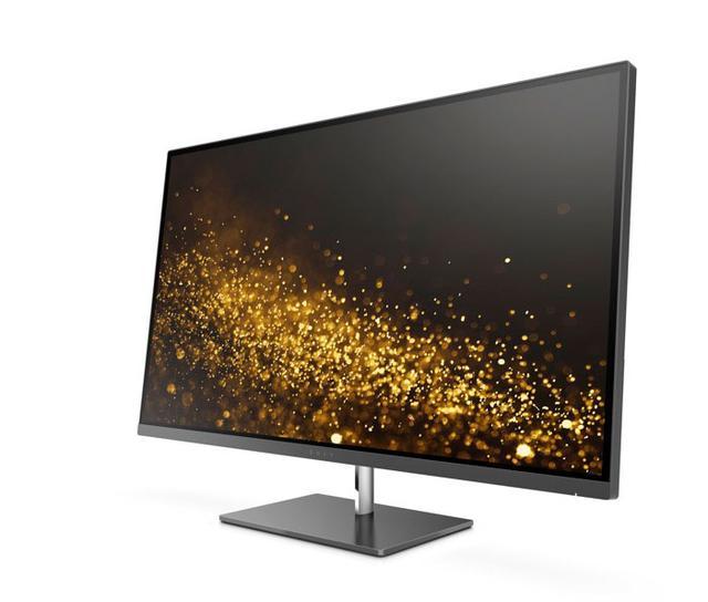 惠普Envy全线升级:27英寸高端一体机和4K超清显示器