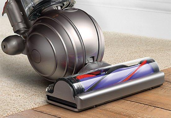 戴森吸尘器新品DC50采用双层漩涡设计 吸力翻倍
