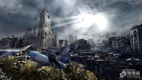 2012世界末日玩啥?末日题材游戏盘点