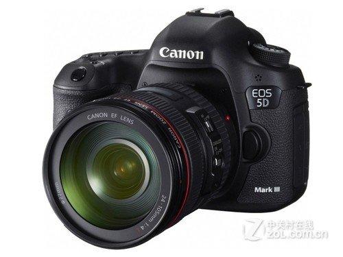 19日相机行情:佳能5D3降价至23600元