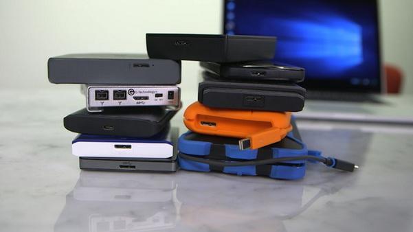 购买便携大容量存储前需要考虑好这五件事
