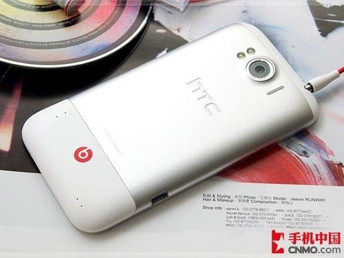 支持Beats音效 HTC Sensation XL触底