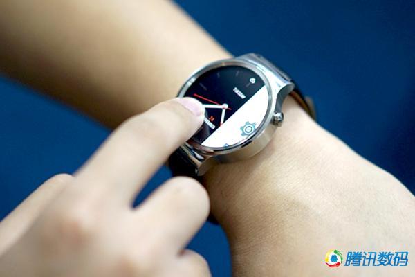 HUAWEI WATCH评测:续航突出的国产安卓手表