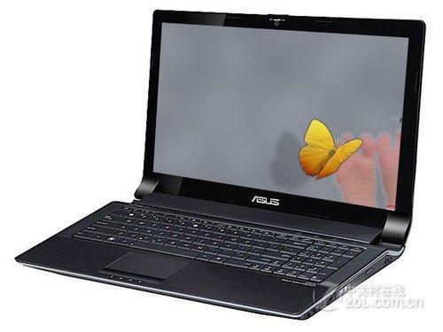 15吋i5芯配独显 华硕N53游戏本4699元