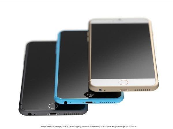 传iPhone 6s将配2GB内存 支持Apple SIM卡