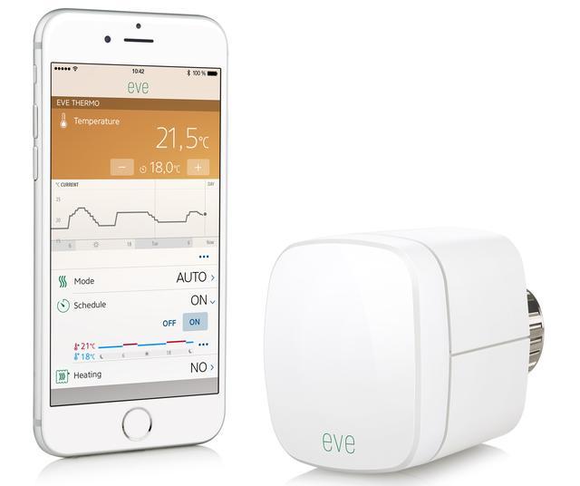 Elgato智能恒温系统可以用Siri控制加热器