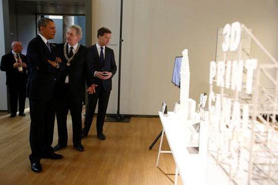荷兰建筑师用3D打印技术制造出全尺寸房屋