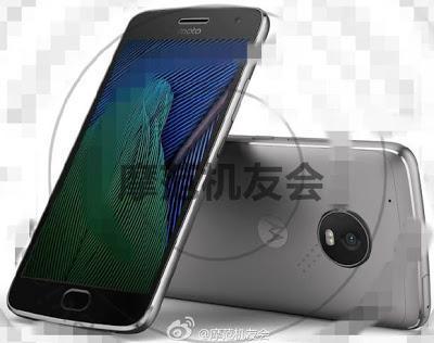 Moto G5 Plus渲染图曝光 配置不够颜值来凑
