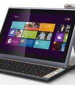 微星发布滑盖Windows8平板