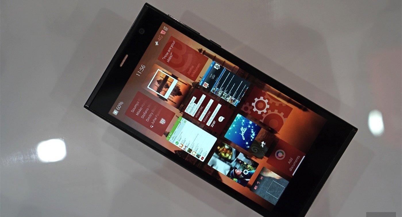 首款搭载旗鱼系统智能手机Aqua Fish亮相MWC