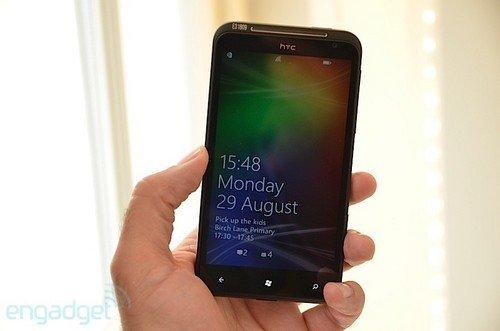 4.7英寸1.5GHz芒果新机 HTC TITAN图赏