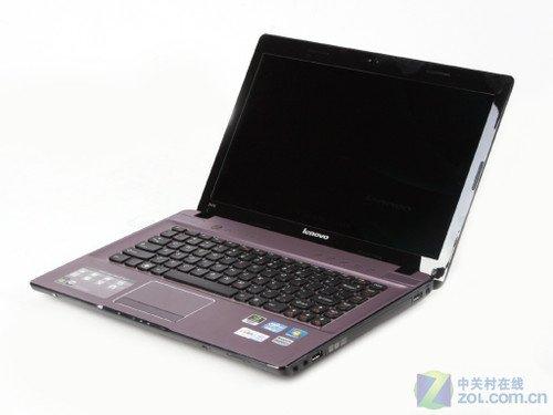 i3-2330M芯+独显 联想Z470新本4100元