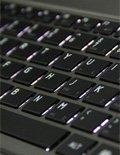 防泼溅背光键盘