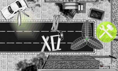 漫画风格的射击游戏Android丧尸生存试玩_数漫画死格(警察)图片