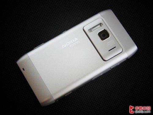 行货诺基亚N8再到货 1200万像素智能机