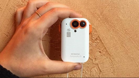 QuindredCam:一款记录人生轨迹的小相机