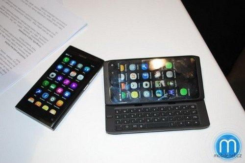 同门较量 诺基亚N9真机对比N950