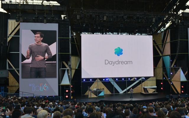 【壁上观】谷歌Daydream VR要让一波用户哭晕