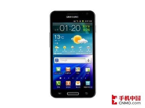 三星新一代旗舰机 Galaxy SII HD到货