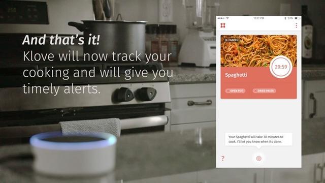 这个烹饪计时器能教你怎么做大餐 还不怕糊锅