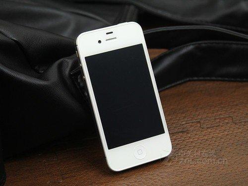 双核芯白苹果 苹果iPhone 4S现售4120元