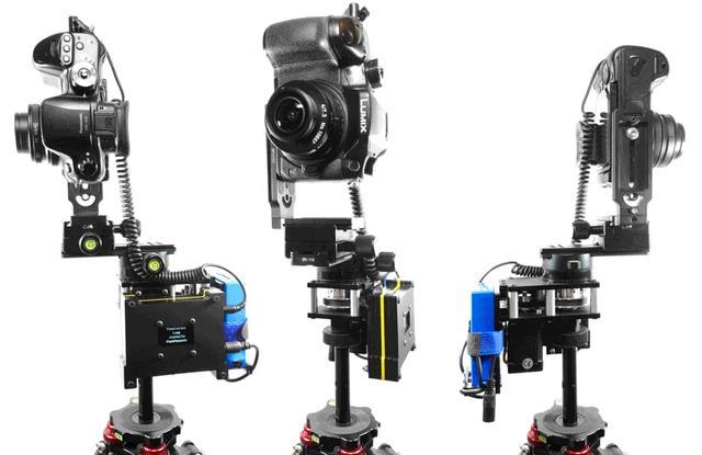 打开你的脑洞 这款相机能让你捕捉生活的360°