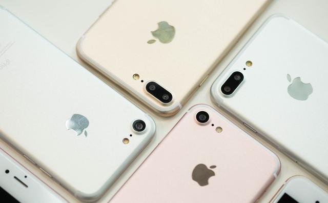 iPhone 7要推8个配色?64GB版本八成是没了