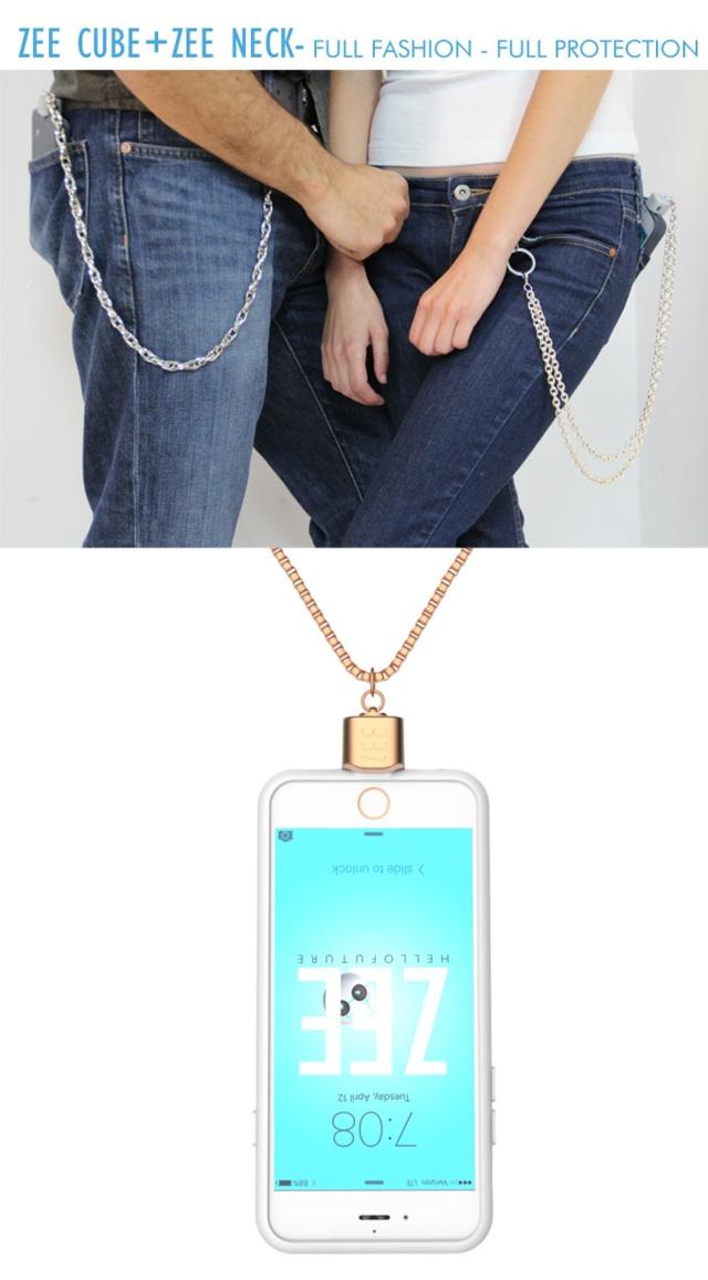 """外置充电储存手机壳 让""""女神""""随身携带无压力"""