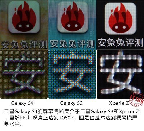 清晰艳丽终兼顾 Galaxy S4屏幕解析