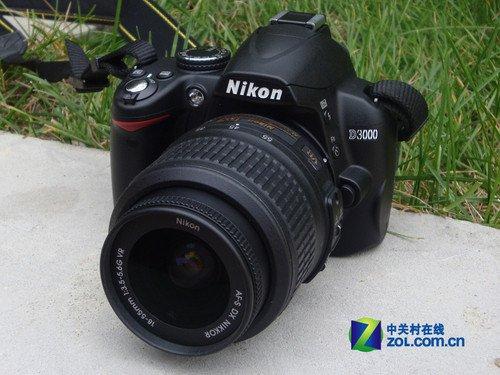 8日相机行情:尼康单反D3000仅2950元