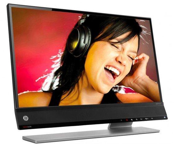 惠普27寸魔声音效显示器即将上市 售价3100元